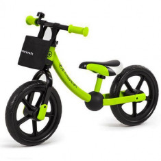 Bicicleta fara Pedale 2Way Next Green - Bicicleta copii Kinderkraft