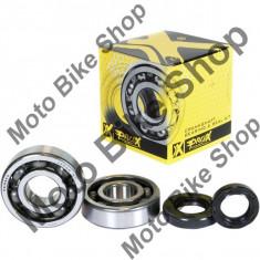 MBS Kit rulmenti + semeringuri ambielaj Prox, Suzuki DR-Z 400, Cod Produs: 09240345PE - Kit rulmenti Moto