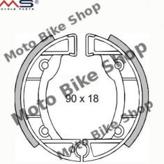 MBS Set saboti frana fata Piaggio Ciao-Si, Cod Produs: 225120190RM - Saboti frana Moto