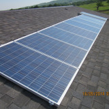Sisteme cu panouri solare fotovoltaice pentru energie electrica - Panou solar