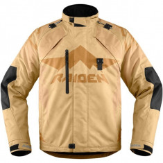MXE Geaca moto textil, Icon Raiden DKR, tan Cod Produs: 28203294PE - Imbracaminte moto