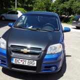 Chevrolet aveo 2007 benzina , PERFECTA, Berlina