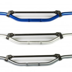 MXE Ghidon Aluminiu TRW OFF-Road Medium MCL 154, 22mm, L-800mm culoare Titaniu Cod Produs: 06011320PE - Ghidon Moto