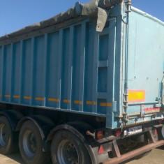 Semiremorca vanhool - Camion