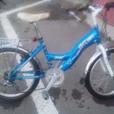 """Bicicleta copii """" First Bike Junior 221 """", 20 inch, Numar viteze: 18"""