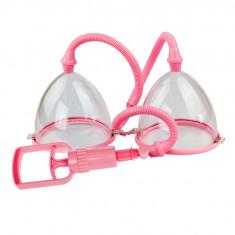 Breast Pump double cup - Pompe vid