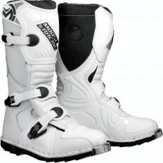 MXE Cizme motocross copii Moose Racing M1.2 culoare Alb Cod Produs: 34110267PE