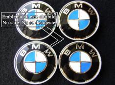 Capacele BMW pentru jante originale din aliaj foto