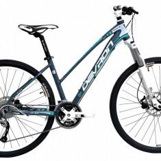 """Bicicleta Devron Riddle Lady LH2.7 S – 420/16.5"""" Emerald GreyPB Cod:216RL274279"""