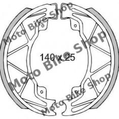 MBS Set saboti frana spate Piaggio NRG/Gilera Runner, Cod Produs: 1082595OL - Saboti frana Moto