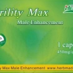 Virility Max 1 - Stimulente sexuale