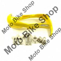 MXE Set protectii maini cu aluminiu galbene 22