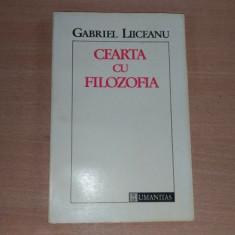 CEARTA CU FILOSOFIA - GABRIEL LIICEANU - Filosofie