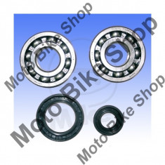 MBS Kit rulmenti + semeringuri ambielaj Honda CR 250 R, 1992-2007, Cod Produs: 7563398MA - Kit rulmenti Moto