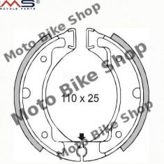 MBS Set saboti frana MBK Booster, Cod Produs: 225120050RM - Saboti frana Moto