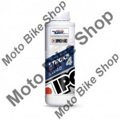 MBS Ulei moto 4T Ipone Stroke 4 5W40 100% Sintetic - JASO MA - API SL, 220L, Cod Produs: 800007IP - Ulei motor Moto