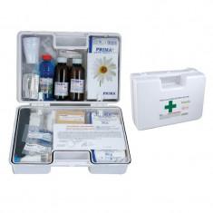Trusa sanitara de prim ajutor portabila cu maner - 0599-DET - Trusa prim ajutor