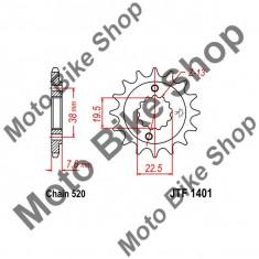 MBS Pinion fata 520 Z13, Cod Produs: JTF140113 - Pinioane transmisie Moto