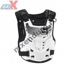 MXE Protectie corp (carapace) Profame Lc culoare alb Cod Produs: 06117-001 - Protectii moto