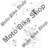 MBS Capac pompa ambreiaj KTM 2013 450 SX-F #33, Cod Produs: 54802003000KT