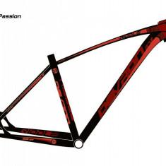 """Bicicleta Devron Riddle Race R7.9 Black Passion, M – 457/18""""PB Cod:215RM794567 - Mountain Bike"""