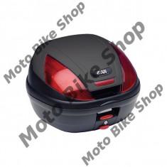 MBS Topcase Givi E370, negru, 39L, Cod Produs: E370NAU - Top case - cutii Moto