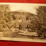 Ilustrata Buzias - Hotel Bazar 1926 - Carte Postala Transilvania dupa 1918, Necirculata, Printata