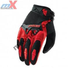 MXE Manusi motocross copii Thor Spectrum, culoare rosu Cod Produs: 3332-0913 - Rucsac moto