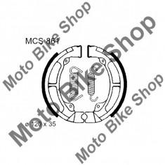 MBS Set saboti frana Kawasaki KLR 250 D MCS861, Cod Produs: 7860505MA - Saboti frana Moto