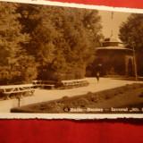 Ilustrata Baile Buzias - Izvor Sf.Iosif, circulat 1940 - Carte Postala Transilvania dupa 1918, Circulata, Fotografie