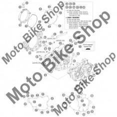 MBS Siguranta vizor nivel ulei KTM 250 EXC-F Champion Edit. 2010 #21, Cod Produs: 61030019050KT - Sigurante Moto