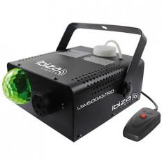 MASINA FUM 500W CU LED-URI 3X3W ASTRO - Masina de fum