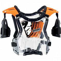 MXE Protectie corp (carapace) copii Thor Quadrant culoare portocaliu fluorescent Cod Produs: 2701-0658 - Piese injectie Moto