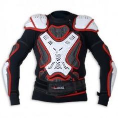 MXE Protectie corp Ufo, Proergo, negru/alb Cod Produs: PE02276WLXL - Protectii moto