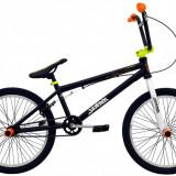 Bicicleta DHS Jumper 2005 (2017) Negru-VerdePB Cod:217200560 - Bicicleta copii