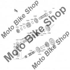 MBS Pinion viteza 2006 Kawasaki KX250F (KX250-T6F) #13262C, Cod Produs: 132620328KA - Pinioane Moto