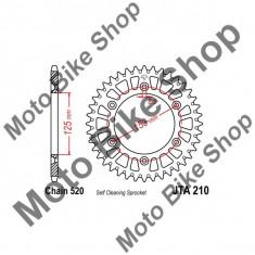 MBS Pinion spate Aluminiu Z48 520, Cod Produs: JTA21048 - Pinioane transmisie Moto