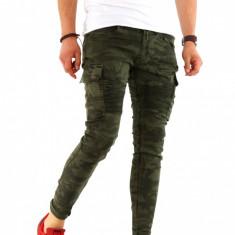 Pantaloni army camuflaj - COLECTIE NOUA - pantaloni barbati - 8511H2, Marime: 34, 36, Culoare: Din imagine