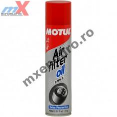 MXE Motul spray de uns filtru aer Cod Produs: 102986 - Ulei relaxare