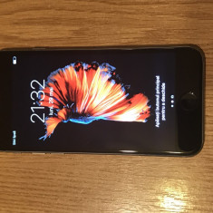 Iphone 6S 128 GB space grey - Telefon iPhone Apple, Gri, Neblocat