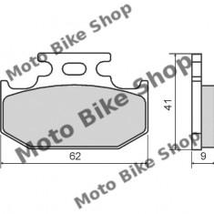 MBS Placute frana Kawasaki KX 125 '89-'95 /Suzuki RM 250 '89-'94, Cod Produs: 225101790RM - Piese electronice Moto