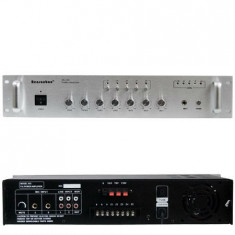 AMPLIFICATOR LINIE 100V - Amplificator audio, 81-120W