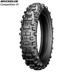MXE Anvelopa Spate Michelin Enduro Competition VI 120/90‑18 65R TT Motocross Cod Produs: 03170210PE - Protectii moto
