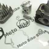 MBS Set motor+chiuloasa Piaggio/Gilera scuter AC D.47, Cod Produs: 56080OL