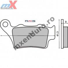 MXE Placute frana spate standard Honda/Husaberg/Husqvarna/Ktm/Tm/Yamaha Cod Produs: 225101330RM - Placute frana spate Moto