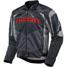 MXE Geaca moto strada Icon Contra, slate Cod Produs: 28201647PE - Imbracaminte moto