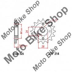 MBS Pinion fata 525 Z16, Cod Produs: JTF31416 - Pinioane transmisie Moto