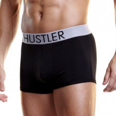 Boxeri negri L - Lenjerie sexy barbati