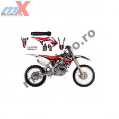 MXE Kit abtibild Blackbird Racing Replica Team Garibaldi Honda CRF 250, 10- Cod Produs: BB8142R4