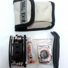 Set scule complet cu husa PB Cod:DHS-18039 - Scule bicicleta
